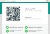 How to use WhatsApp website.