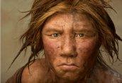 Son kadın 'Neandertal'