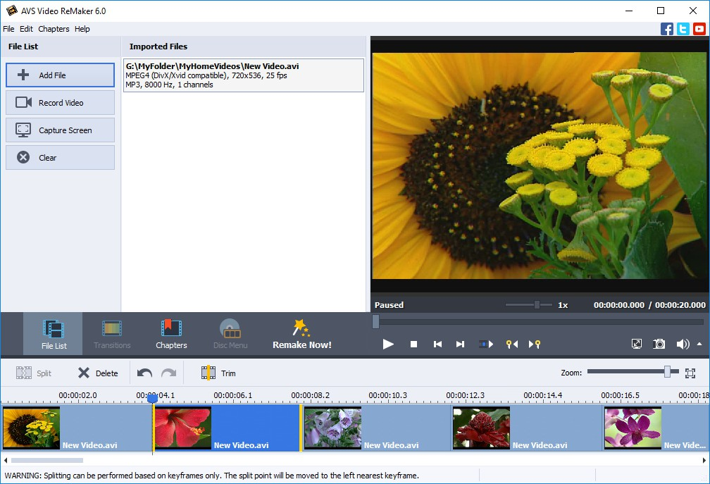 Avs video remaker full version with crack