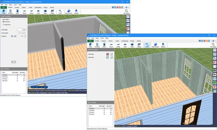 Dreamplan Home Design Software Indir 3d Ev Tasar M Indir Indirbak