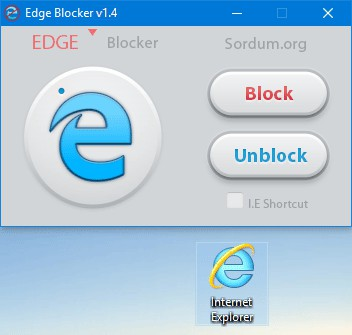 Edge Blocker