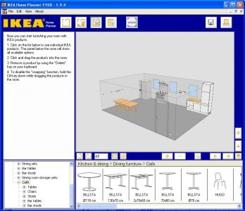ikea home planner indir dolap izim program indir windows xp vista 7 8 10 indirbak. Black Bedroom Furniture Sets. Home Design Ideas