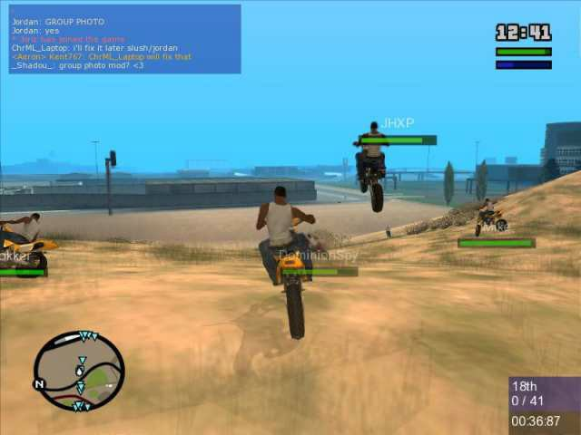 Multi Theft Auto San Andreas
