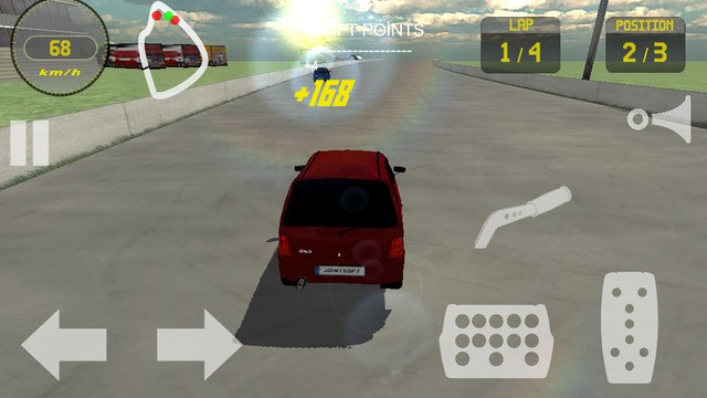 Russian Drift Racing  ios araba yarışı