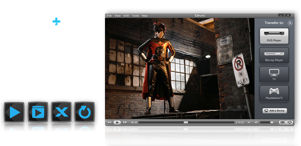 DivX for Windows Resimli Anlatim
