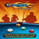 8 Ball Pool  iphone için bilardo oyunu
