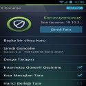 Antivirus Free  android ücretsiz antivirüs