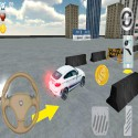 Asphalt Parking 3D