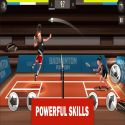 Badminton League  android için badminton oyunu