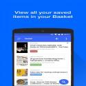 Basket - Bookmark