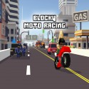 Blocky Moto Racing