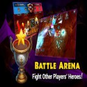 Dungeon Quest  android için zindan oyunu