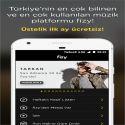 Fizy  android internetten müzik dinleme