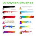 LINE Brush ios fotoğraf düzenleme