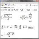 Math EditorResimli Anlatim