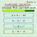 Maths Quick