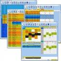 Mimosa Scheduling SoftwareResimli Anlatim