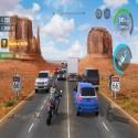 Moto Traffic Race  android için motosiket yarış oy