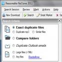 NoClone Free Edition aynı isimdeki dosyaları silme
