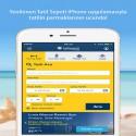 Tatil Sepeti  iphone için tatil uygulaması