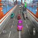 Üç Boyutlu Araba Yarışı 3D