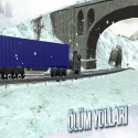 Winter Truck Simulator 3D karlı yollarda kamyon sü