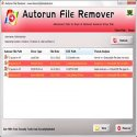 Autorun File RemoverResimli Anlatim