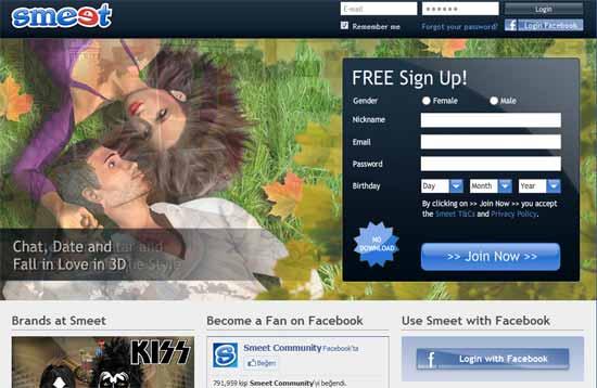 Online yaşam sitesi